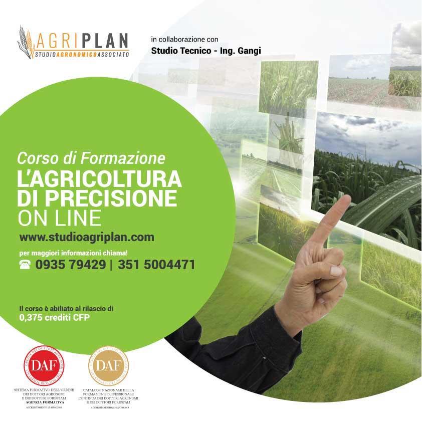 L'Agricoltura di precisione